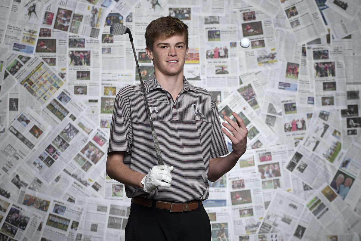 North Country Union's Austin Giroux: The Record's 2019 Boys Golfer of the Year