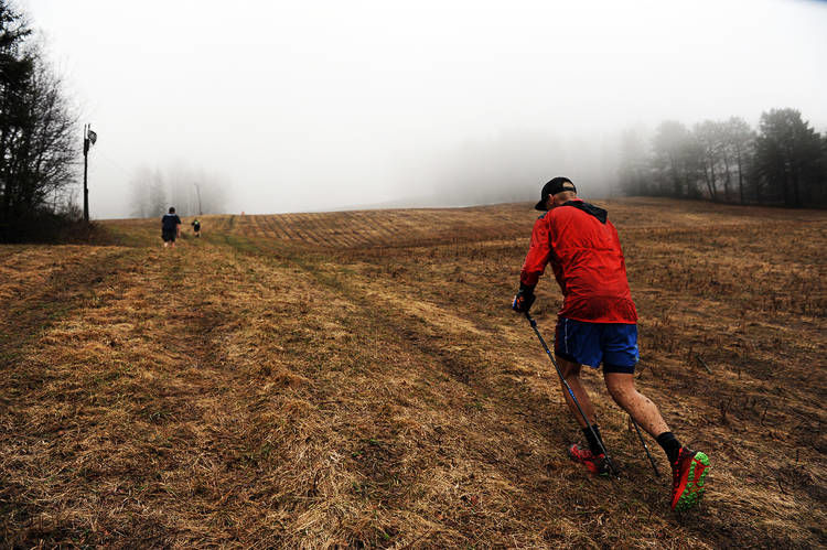 Local Man Sets Site On 100-Mile Race Record