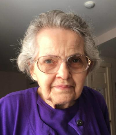 Ruth Amy (Young) Legendre - Obituary