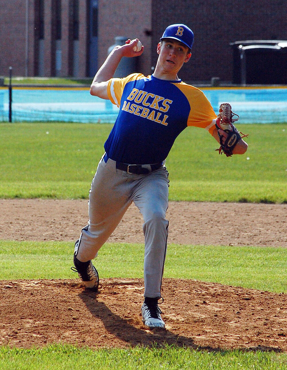 Boys Athlete Of The Week (May 31-June 6): Blue Mountain's Evan Dennis