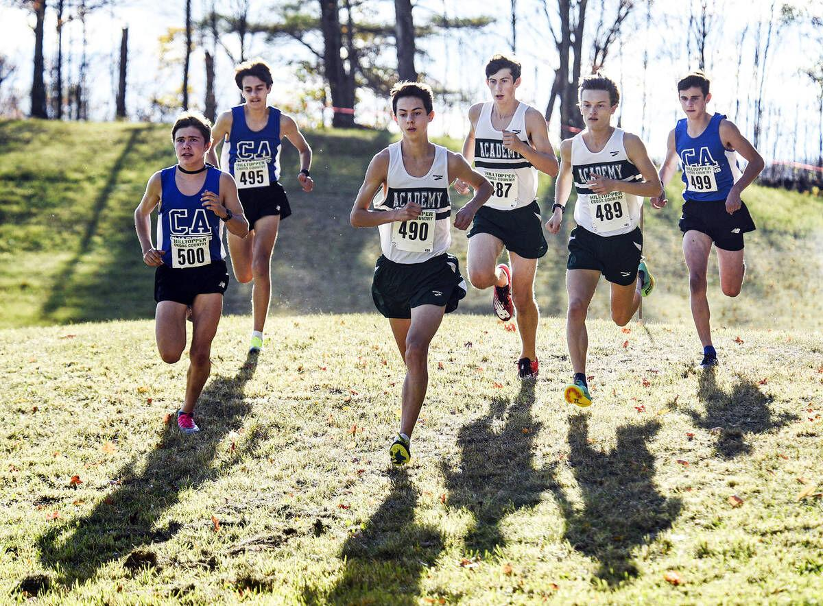 St. J's Evan Thornton-Sherman: The Record's 2020 Boys Cross-Country Runner Of The Year