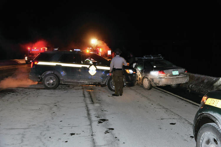 Head-on Collision Closes Route 2 In Danville | Local News