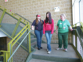 PALS group visits North Country Career Center