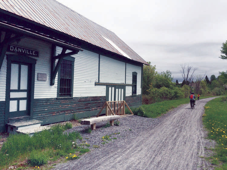 Rail Trail Progress Slow, But Steady; Funding Remains A Challenge