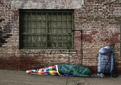 Homelessness Could Surge During Pandemic