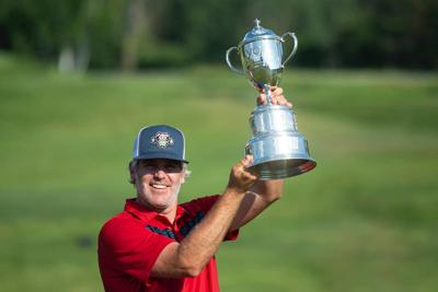 Golf roundup: Natti bows out in Nashua; Poirier captures Vermont Am title