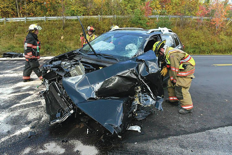 Two Vehicle Crash On Route 116 In Littleton | News