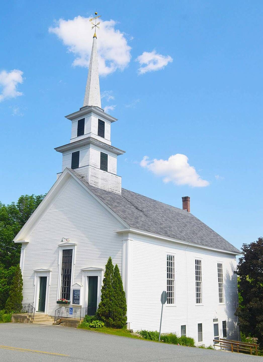 Historic Waterford Church Receives $50K Grant For Repairs
