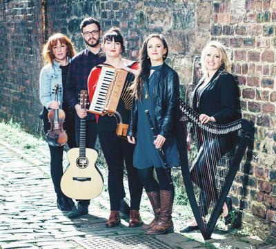 GNWCA Bringing Top Celtic Band The Outside Track To Rialto