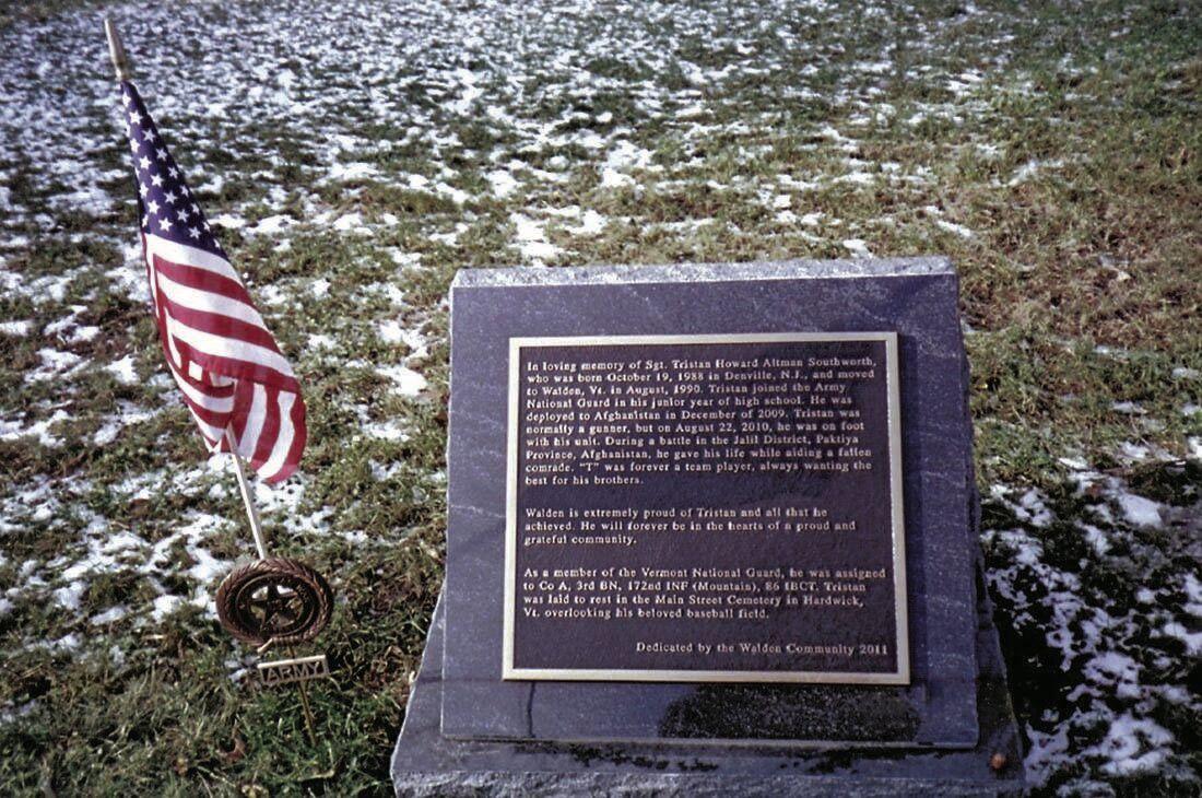 Gov. Scott Highlights Fallen NEK Soldier In Memorial Day Remarks