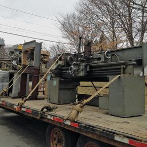 Kennametal Donates Equipment To St. Johnsbury Academy