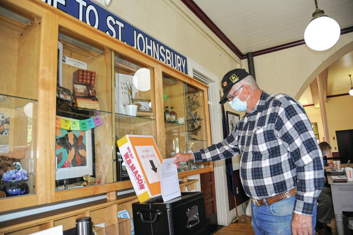 St. J Voters Approve $5.4 Million Dollar Armory Bond