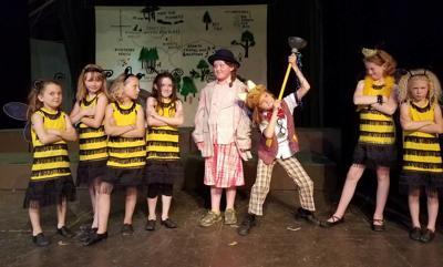 Vermont Children's Theatre Presents Winnie the Pooh KIDS