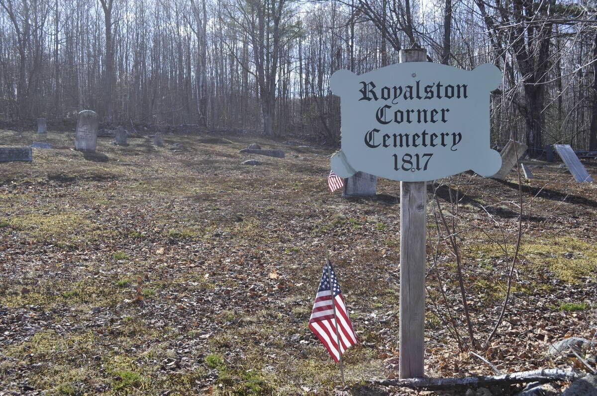 DAR Chapter, Neighbors Plan Restoration Of Historic Concord Cemetery