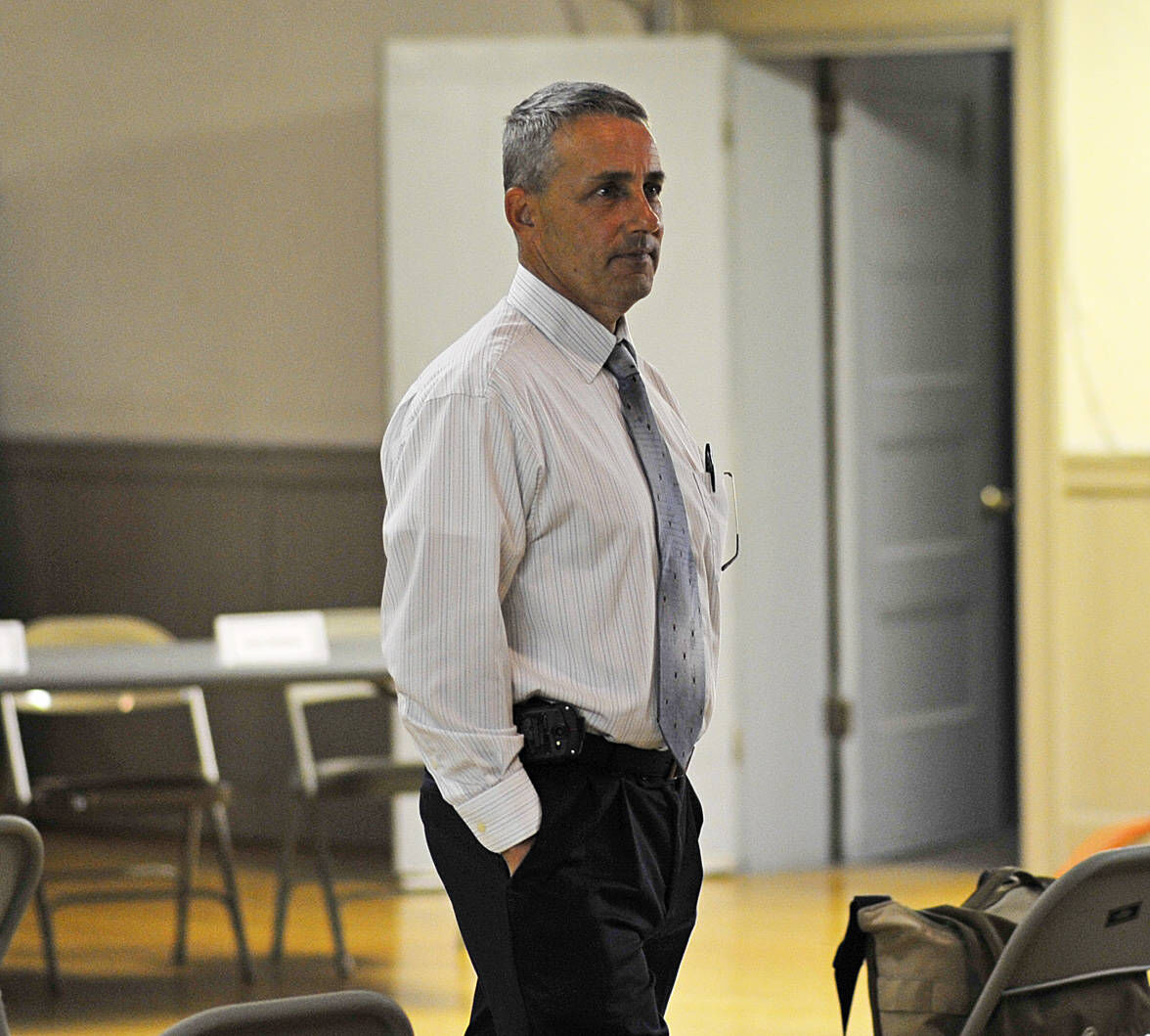Lancaster: Samson Stepping Down As Town Manager