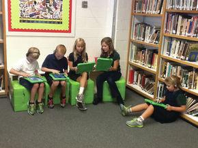 Apple Technology Comes to Good Shepherd Catholic School