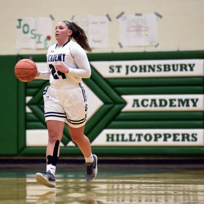 Female Athlete of the Week: St. J Academy's Josie Choiniere
