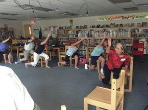 School Nurse Brings Mindfulness To Lakeway Elementary