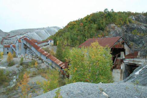 Asbestos Mine Settlement To Stop Erosion In Lowell, Eden