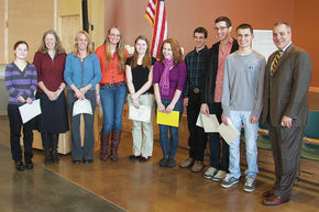 President's and Dean's List Recipients Recognized At LSC