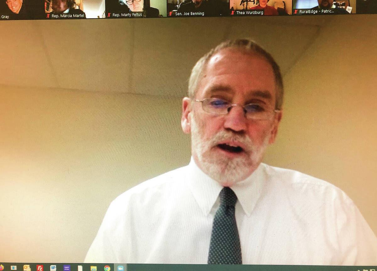 Congressman Welch Kicks Off NEK Day In Virtual Meeting Space