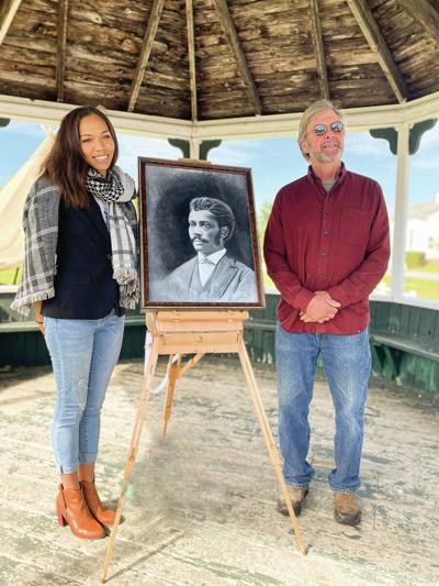 Portrait Honors Important Man In Craftsbury's History