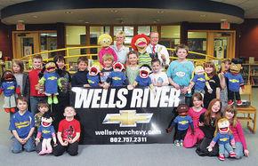 Wells River Chevrolet Sponsors Bully Prevention Program At BMU