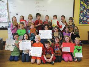 Bethlehem Elementary raises funds for Oklahoma tornado victims
