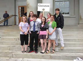 Groveton students honored as NH Scholars