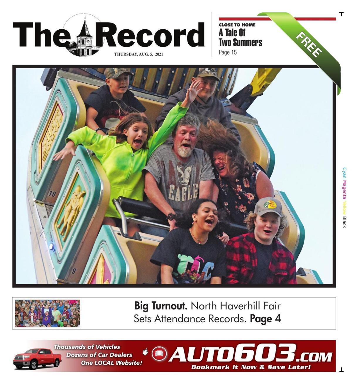 Littleton Record, August 5, 2021