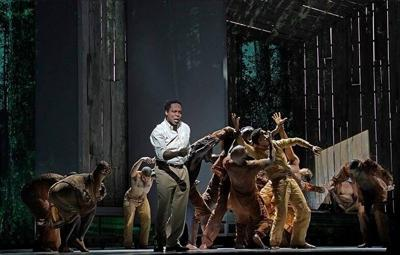 First Met Opera by Black Composer Screens Oct. 23, 30 At Catamount