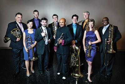 Rodney Marsalis Philadelphia Big Brass Sets St. Jay Swinging