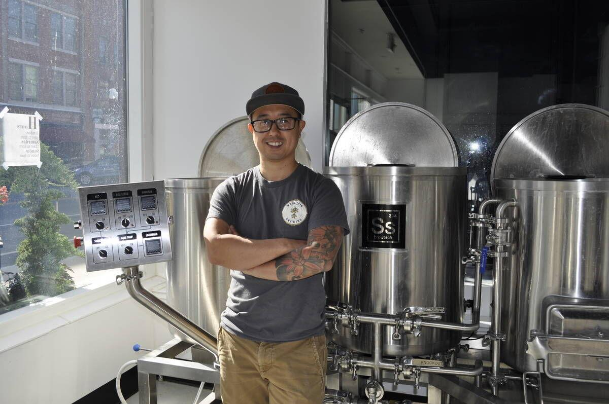 St. J Brewery Specializes In Unique Brews, Blends