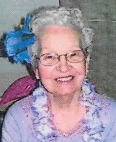 Beverly Ruth Ellsworth - Obituary