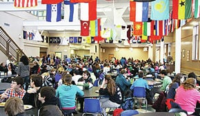 Big numbers for SJA's Freshmen Placement testing