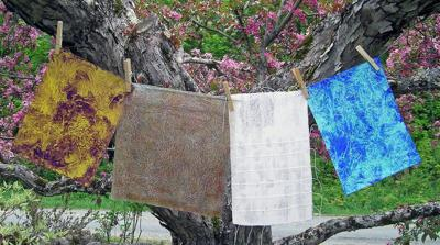 Catamount Summer Workshop: Creating Dynamic Textures on Paper