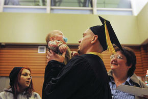 Earning the Gift Of Graduation: Ceremony A Milestone For Grafton County Inmates