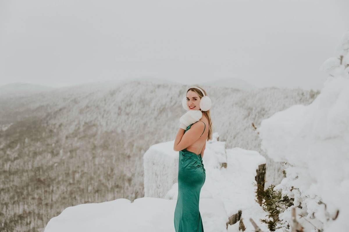 Local Woman Dresses For Success From Painful Breakup