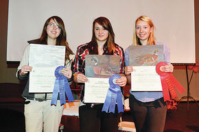 LI students participate in Duck Stamp Art Program and Contest