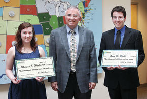 Five Top Students Receive Scholarships From Littleton Coin Company