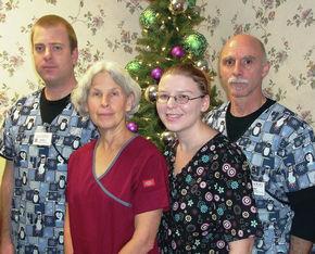 Area adults graduate from Lyndon Institute LNA Program
