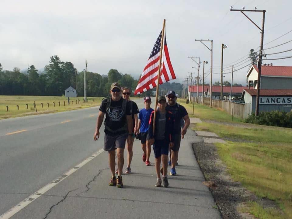Lancaster Air Force Vet Raises Nearly $1,700 For PTSD Research