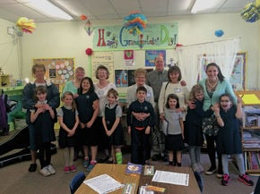 United Christian Academy Celebrates Its First Grandparents' Day