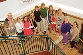 Littleton Regional Hospital Auxiliary Awards Scholarships To Area Graduates