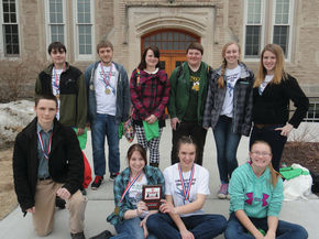 Upward Bound Students Compete In 11th Annual Scholars Bowl