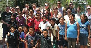 Lyndon student travel to Yucatan Peninsula