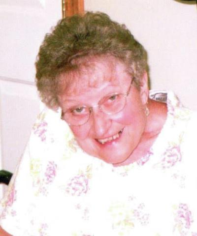 Georgiana Page - Obituary