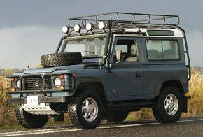 Cody's Car Talk: The Land Rover Defender