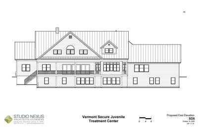 State Proposes Secure Juvenile Center In Newbury