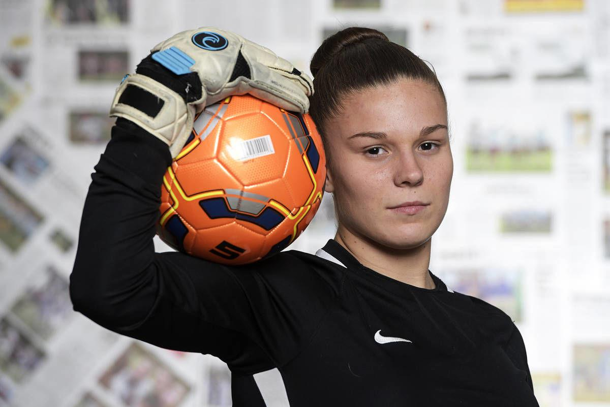 North Country Union's Addy Cook: The Record's 2019 Girls Soccer Player of the Year